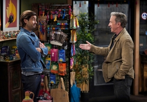 Last Man Standing Season 9 - Ryan and Mike