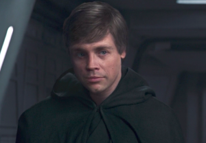 Mandalorian Luke Skywalker How