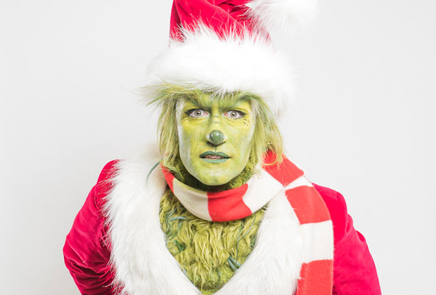 The Grinch - Matthew Morrison