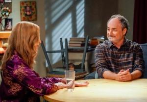 Mom - Kevin Pollak as Alvin in Season 8