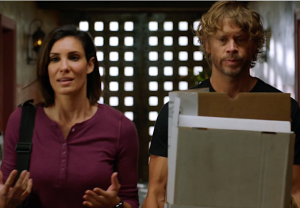 NCIS Los Angeles Deeks Fired