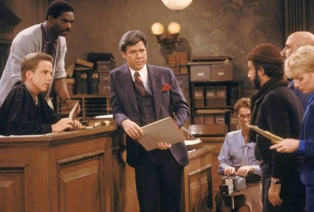 Night Court' Reboot: John Larroquette Returns For Sequel On NBC | TVLine