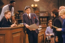 Night Court Sequel Eyed at NBC, Featuring John Larroquette and Judge Harry Stone's Daughter