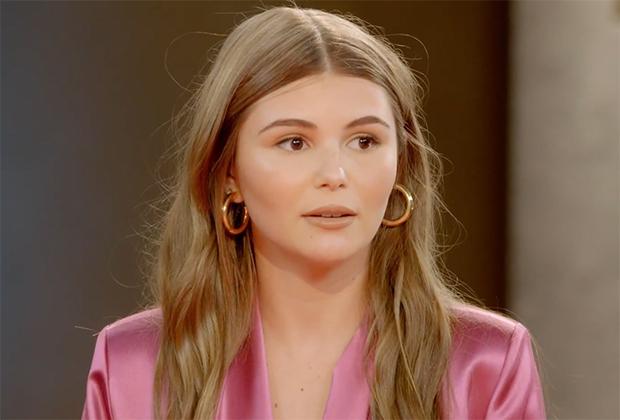 Olivia Jade Red Table Talk