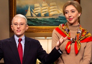 Saturday Night Live - Dr. Fauci and Dr. Birx Cold Opeon - SNL