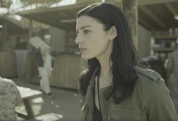 SEAL Team Mandy Leaves