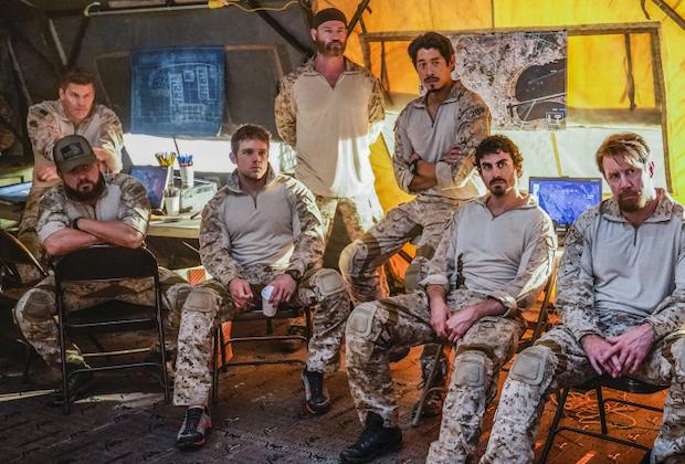 SEAL Team Bravo Ray