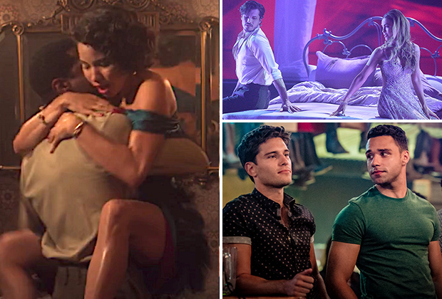 Sexiest TV Scenes 2020