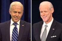 'SNL' Video: Alex Moffat Takes Over for Jim Carrey as President-Elect Joe Biden