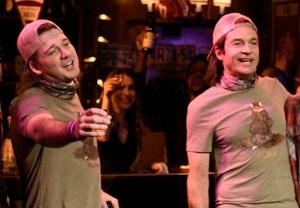 SNL - Morgan Wallen and Jason Bateman