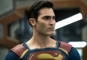 New Superman Suit