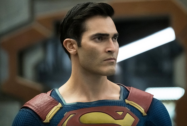 New Superman Suit