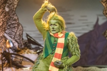 'The Grinch' Musical: Matthew Morrison Farts, Judges Your Ugly Couch in NBC's Holiday Production