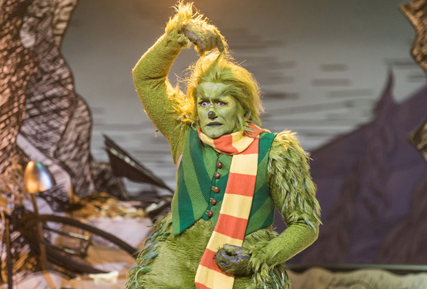 The Grinch Musical NBC