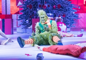 NBC's The Grinch starring Matthew Morrison