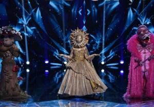 The Masked Singer LeAnn Rimes Sun Season 4 Interview Video