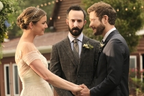 The Resident Video: Conrad and Nic Exchange Vows in Sweet Season 4 Premiere Wedding