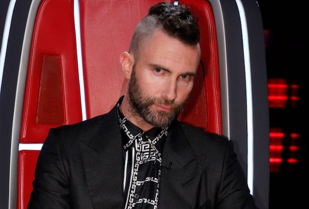 the voice adam levine returning reaction