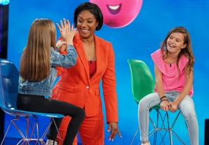 Tiffany Haddish Hosts Kids Say the Darndest Things