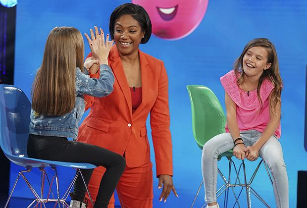 Tiffany Haddish Hosts Kids Say the Darndest Things