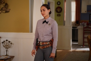 Walker Season 1 CW Micki