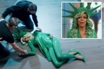 Wendy Williams Fights (and Faints!) in First Trailer for Lifetime Biopic -- Watch