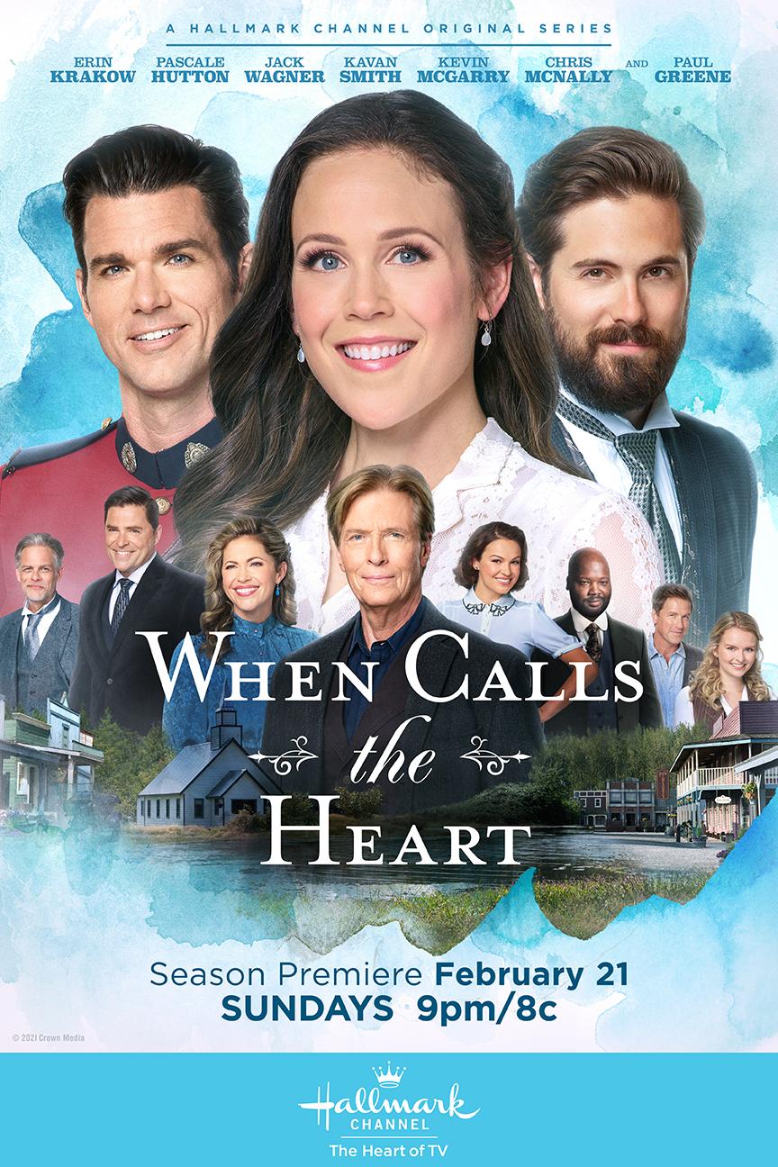 When Calls the Heart Season 8 Poster
