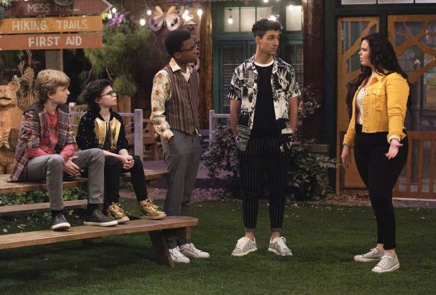 The cast of 'Bunk'd' Season 5