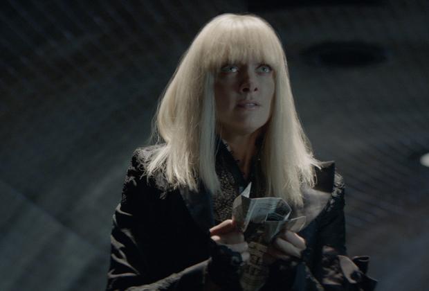 Rachel Skarsten as Alice in Batwoman Season 2
