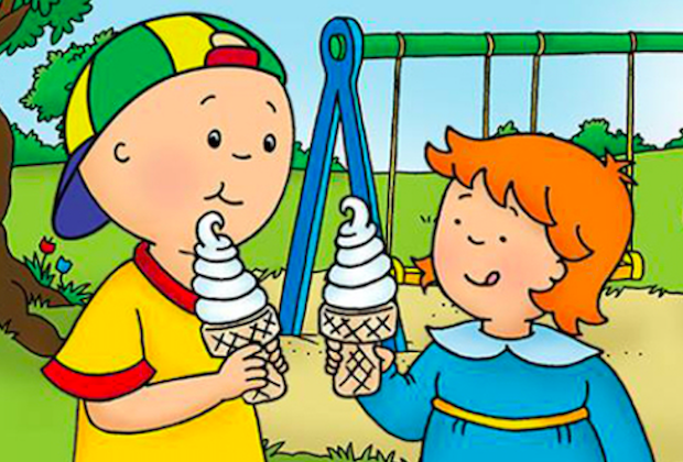 Caillou Cancelled