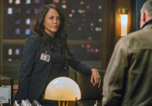 Nicole Ari Parker in Chicago P.D. Season 8