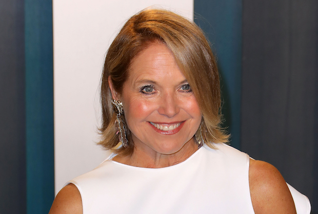 Katie Couric Jeopardy! Host