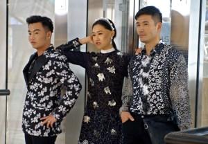 Kane Lim with Jaime Xie and Kevin Kreider