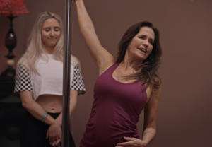 Strip Down Rise Up Pole Dancing Series