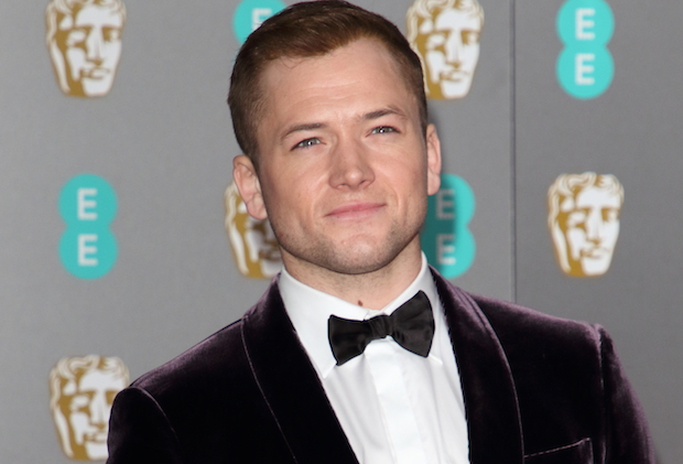 Taron Egerton In With the Devil