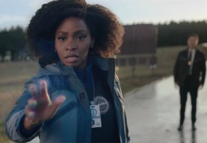 Teyonah Parris as Monica Rambeau in WandaVision