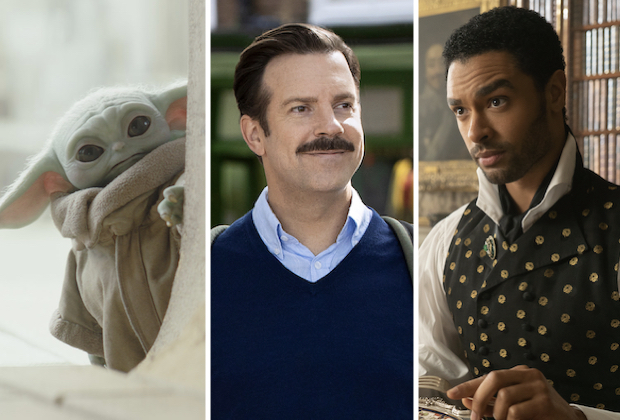 Bridgerton, Mandalorian, Ted Lasso Among AFI's 10 Best Series of 2020