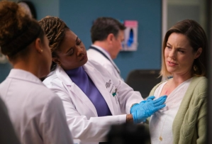 Ashley Williams on 'The Good Doctor'