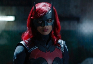 Javicia Leslie in Batwoman Season 2 Premiere