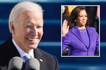Inauguration Day: Watch Biden's First Speech as President, Plus His and VP Harris' Swearing-In Ceremonies