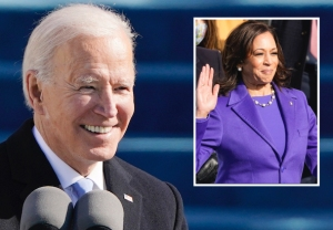 Joe Biden, Kamala Harris Inauguration