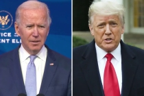 Biden Addresses Nation, Slams 'Chaos at Capitol'; Trump Repeats Election Fraud Lies, Sends 'Love' to His Mob