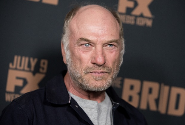 "Ted Levine arrives at the LA Premiere Screening of ""The Bridge"" on Monday, July 7, 2014, in West Hollywood, Calif. (Photo by Richard Shotwell/Invision/AP)"