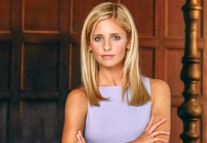 Buffy the Vampire Slayer Sarah Michelle Gellar Turns 40