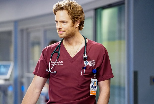 Chicago Med's Nick Gehlfuss Talks Will's Complicated Love Life, Teases 'Beautifully Human' 'Manstead' Story