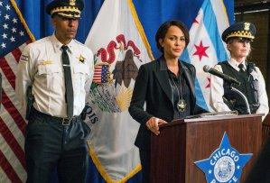 Chicago PD Season 8 Episode 4 Nicole Ari Parker Miller