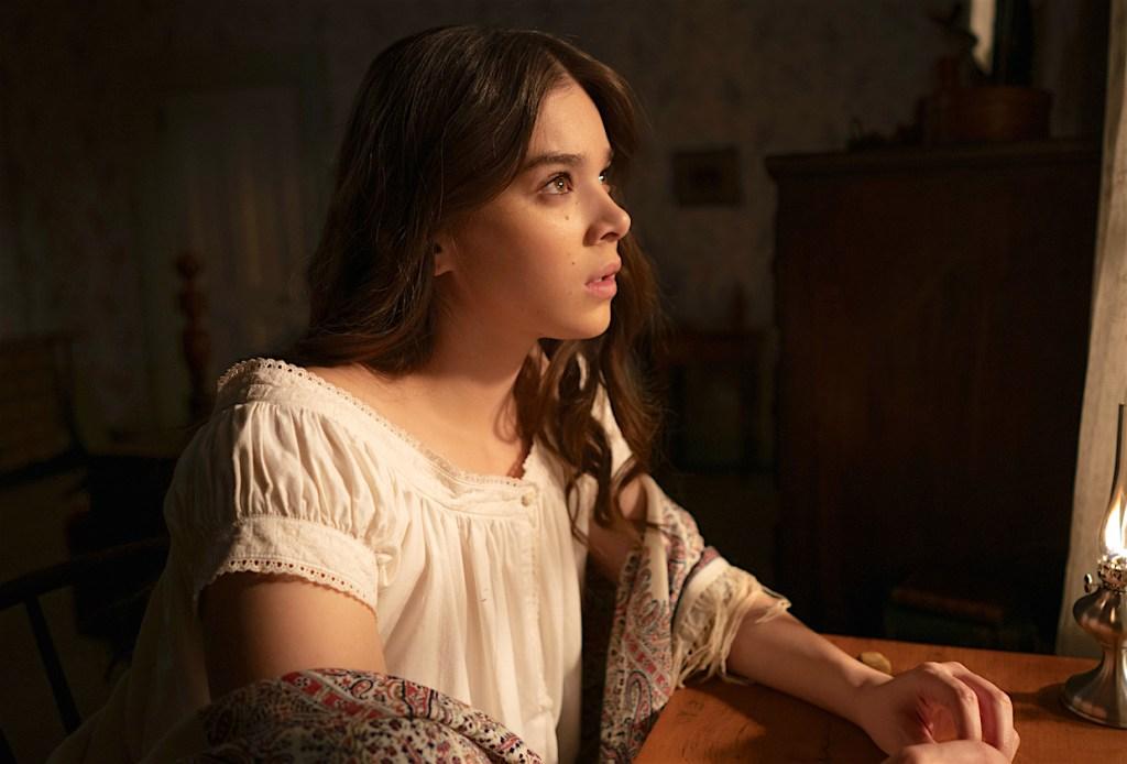 'Dickinson' Recap: Season 2 Premiere, Hailee Steinfeld, Apple - TVLine