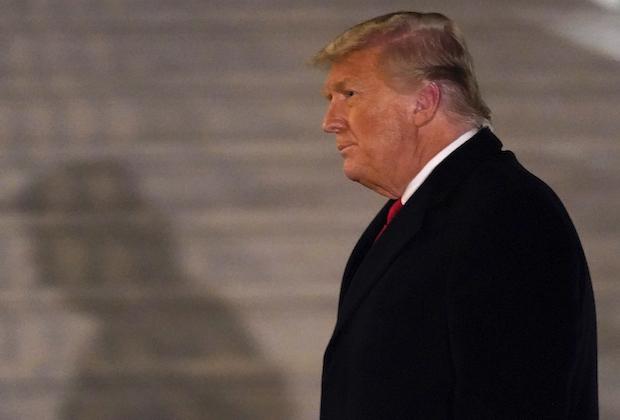 Trump Second Impeachment