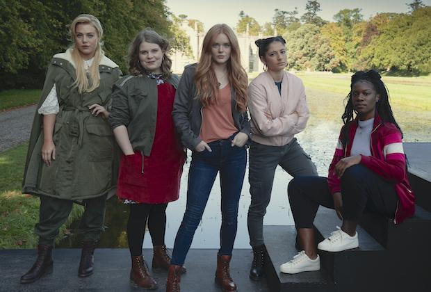 Fate: The Winx Saga on Netflix