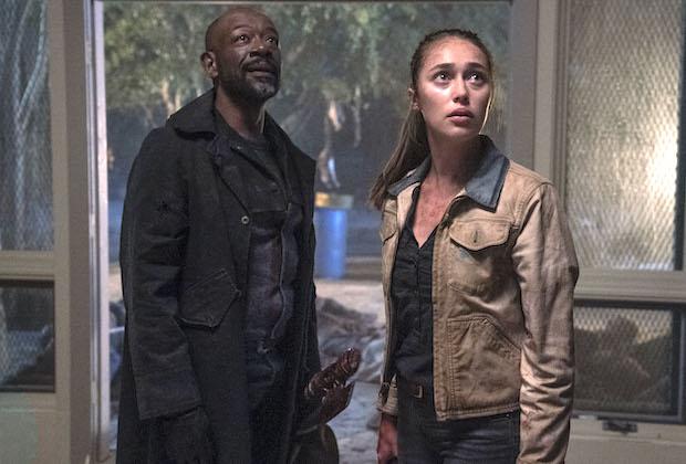 fear the walking dead season 6 midseason premiere date john glover cast